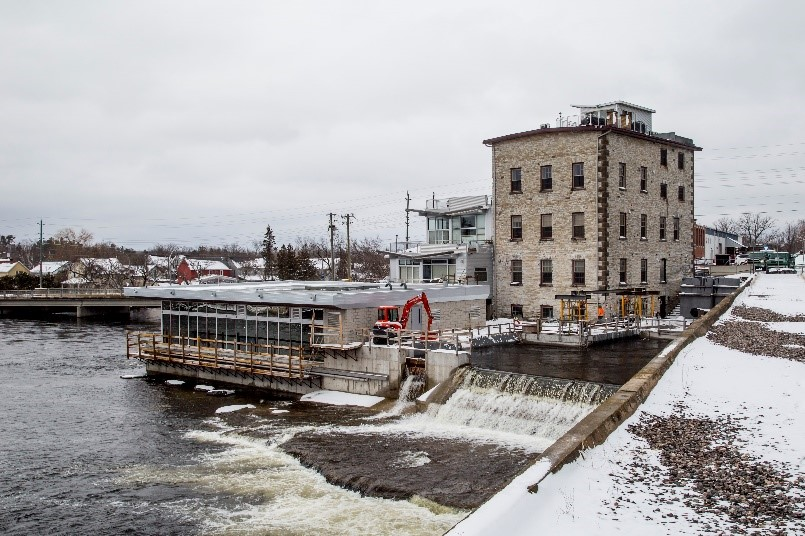 Sustaining Ontario's Waterpower Advantage
