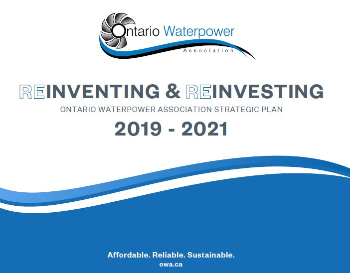 OWA Releases New Strategic Plan at Power of Water Canada Conference