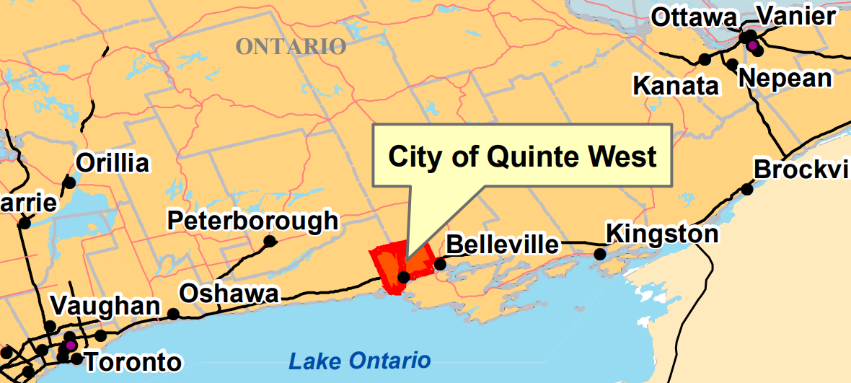 Quinte West: Over 100 Years of Harnessing the Power of Falling Water
